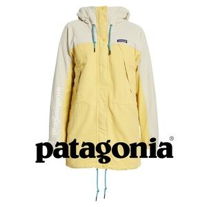 🆕 Patagonia Yellow Skyforest Parka